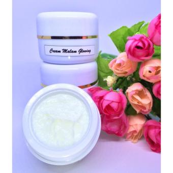 Night Cream Glowing / Cream Malam Glow / Glowing krim