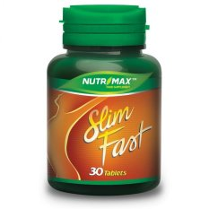 Nutrimax New Slim Fast 30's