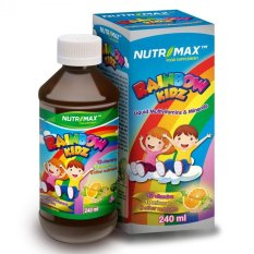 Nutrimax Rainbow Kidz 240ml