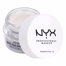 NYX Professional Makeup Eye Shadow Base - White Pearl