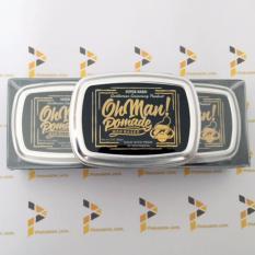 Oh Man! Baby Pomade Mystic GOLD 45gr Top Murah Bagus Minyak Rambut