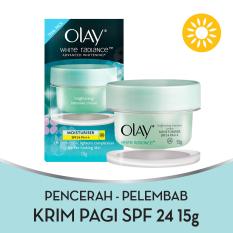 Olay White Radiance UV Cream - 15gr