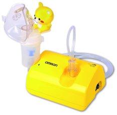 Omron Nebulizer Limited Kids Edition NE C801KD - Kuning