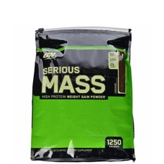 ON Serious Mass 12 Lbs Chocolate