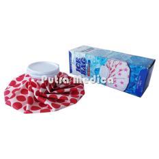 Onemed Ice Bag / Kompres Es Batu / Kompres Air Dingin - Merah Putih