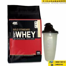 Optimum Nutrition 100% Gold Standard Whey Protein 10 Lbs Vanilla