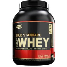 Optimum Nutrition Gold Standard 100% Whey 5 Lbs Double Rich Chocolate