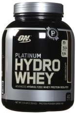 Optimum Nutrition Hydro Whey 3.5 lbs - Cokelat