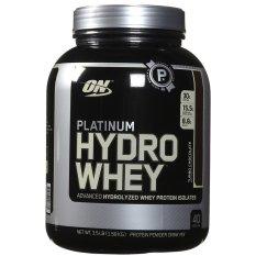 Optimum Nutrution Hydro Whey 3.5 lbs - Cokelat