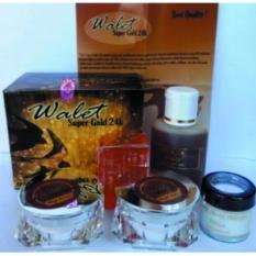 Original Paket Cream Walet Super Gold 24k - 1 Paket