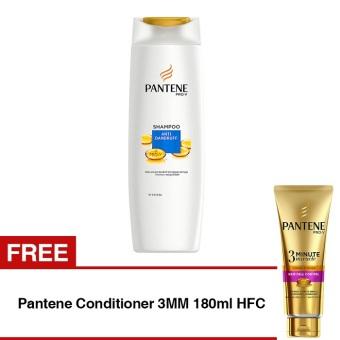 Pantene Shampoo 340ml Anti Dandruff + FREE Pantene Conditioner 3MM 180ml HFC