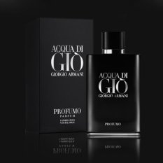 Parfum Giogio Armani Acqua Di Gio Profumo Man (Original Singapore)