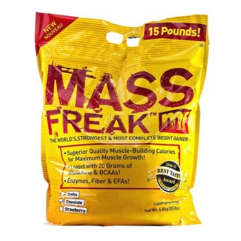 Pharmafreak Mass Freak 15 lb - Cokelat