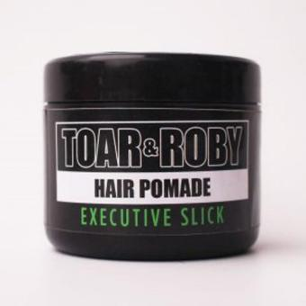 Pomade Toar And Roby Executive Slick Light Oilbased / Oil Based