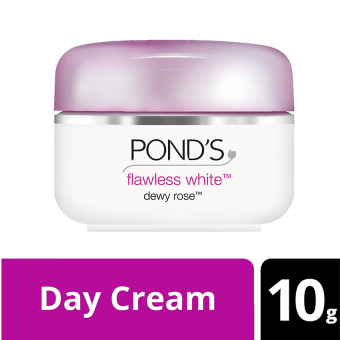 Pond's Flawless White Dewy Rose Cream SPF 30 10G