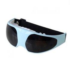 Premium - Eye Massager Alat Pijat Mata - Putih