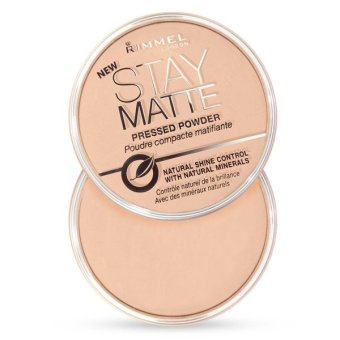 Rimmel London Stay Matte Pressed Powder - Silky Beige