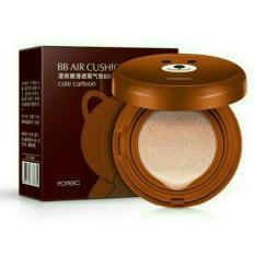 Rorec BB Air Cushion Makeup Cute Cartoon Brown No 1 Natural