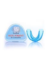 Sederhana Biru Gigi Ortodonti Pelatih Kesesuaian Peralatan Gigi Untuk Orang Dewasa