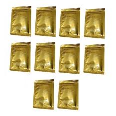 Shiseido Gold Mask Masker Pengangkat Komedo 10 Sachet