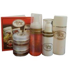 Simply Skin Paket Cream Pemutih Tabita Exclusive Set (5 Item)-40gr