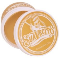 Suavecito Hair Color / Coloring Clay Wax Pomade Pewarna Non Permanent - Warna EMAS / GOLD / BLONDE