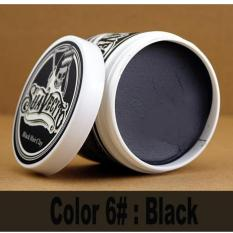 Suavecito Hair Color / Coloring Clay Wax Pomade Pewarna Non Permanent - Warna HITAM / BLACK