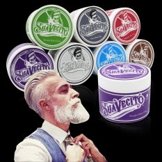 Suavecito Pomade Hair Clay Colour - Grey 1 Pcs