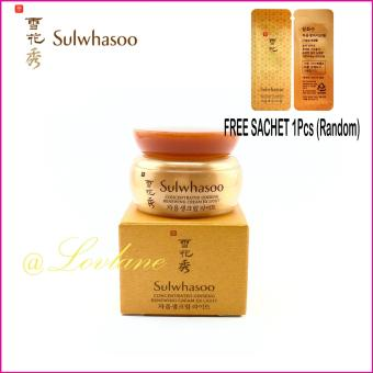 Sulwhasoo Concentrated Ginseng Renewing Cream Ex Light 5ml Original