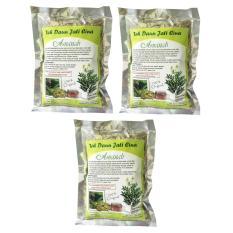Teh Herbal - Peluntur Lemak Teh daun Jati Cina - 3 Pcs