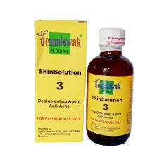Temulawak Alkohol Skin Solution - Penghilang Jerawat dan Bekasnya