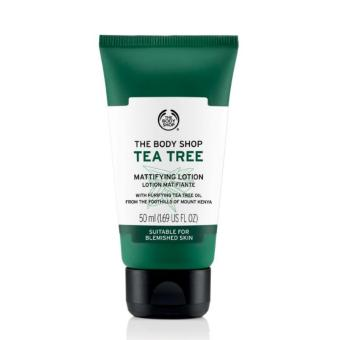The Body Shop Tea Tree Face Lotion 50ml