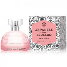 The Body Shop Voyage - Japanese Cherry Blossom Edt 50ml