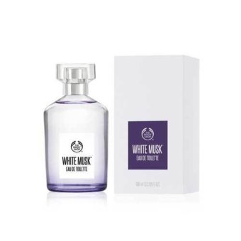 The Body Shop White Musk Edt 100ml