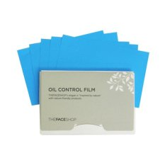 The Face Shop Daily Beauty Tools Oil Control Film - 50Sh