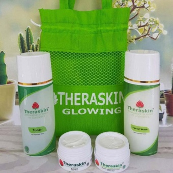 Theraskin Cream pemutih wajah - Glowing
