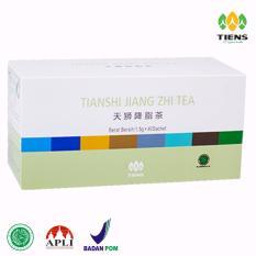 Tiens Jiang Zhi Tea Teh Hijau Tianshi Ori (Murah)