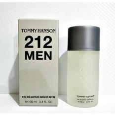 Tommy Hanson parfum 212 Men Silver Classic 100ml