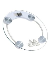 Ultimate Body Digital Scale - Timbangan Badan Digital 003 - Transparan