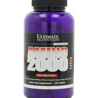 Ultimate Nutrition Amino 2000 REPACK Eceran 50 tablet