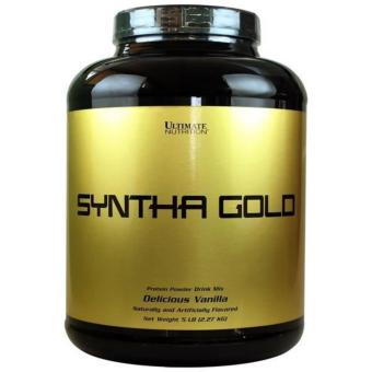 Ultimate nutrition syntha gold 5 lb whey protein