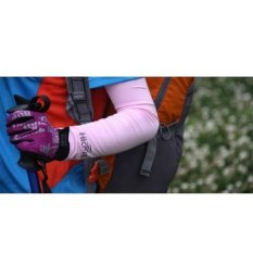 Universal Hi Cool Arm UV Protection Cover / Sarung Pelindung Lengan Anti Panas - Ungu