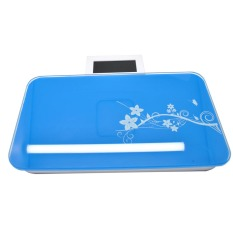 Universal Timbangan Badan Mini Digital 180Kg - Blue