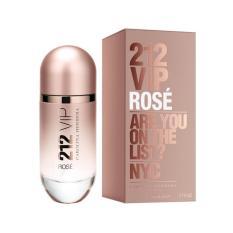 Vip 212 Rose Carolina Herera Parfum EDP Wanita 100ml
