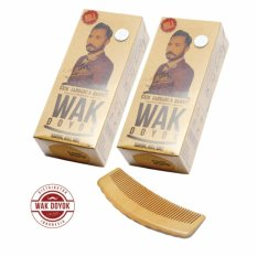 Wak Doyok Cream Original Hologram Bundle isi 2 pcs