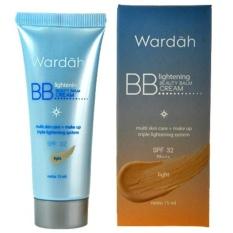 Wardah BB Cream Lightening SPF 32 Natural 15ml