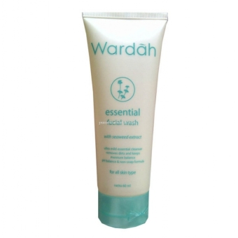 Wardah - Essential Facial Wash (60 ml)