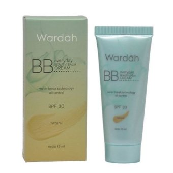 Wardah Everyday BB Cream Light - 15ml | Lazada Indonesia
