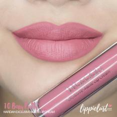 Wardah Exclusive Lip cream - 10 Very Berry