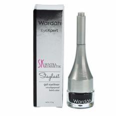 Wardah EyeXpert Staylast GEL Eyeliner